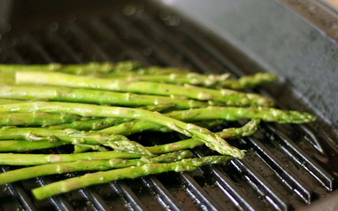 Easy Grilled Asparagus Ready in Minutes