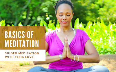 The Basics of Meditation