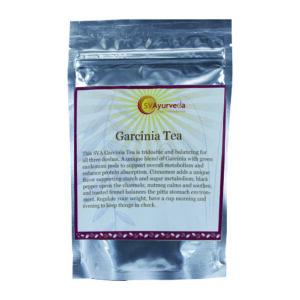 Garcinia Tea by SVAyurveda (Chandika) in Silver Standup Pouch